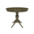 Стол «Верди 11/1» П317.04, Цвет: Лесной орех