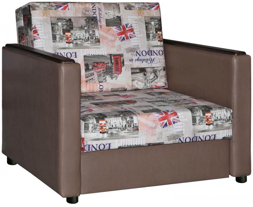 кресло-кровать «Бриз 2» 1м,ткани   20 группа ткани