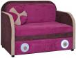Кресло-кровать «Малыш 1» со светодиодными фонарями (1м), Материал: ткань, Группа ткани: 21 группа