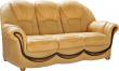 3-х местный диван «Дельта» 3м натуральная кожа 2009_120 группа