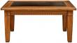 Стол журнальный «Верди 3» П108.03, Цвет: Дуб рустикаль с патинированием