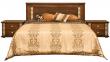 Кровать двойная «Тунис» П344.05, Цвет: Венге+золото (krovat_dvoinaya_tunis_p344_05_venge.jpg)