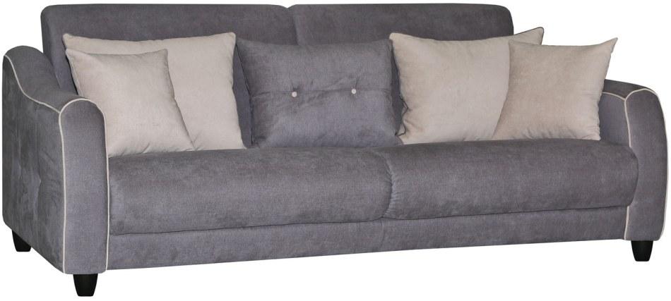 3-х местный диван «Бергамо» 3м ткани 76+79_19 группа