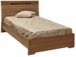Кровать «Анастасия» П364.06, Материал: ДСП ламинированная, Цвет: Акация (krovat_anastasiya_1_p364_06.jpg)