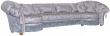 Угловой диван «Мадлен» вар. 4L.30m.4Rкани: 31236-851-31237-31236_25 группа