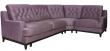 Угловой диван «Ева» вар. 3mL.90.1R:  ткань  586_20 группа