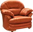 Кресло «Йорк» (12), Материал: натуральная кожа, Группа ткани: 140 группа