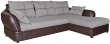 Угловой диван «Лоренцо» вар. 3mL.6mR: ткани: 20 группа