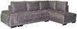 Угловой диван «Tis (Тис)» (2мL/R6R/L), Материал: ткань, Группа ткани: 22 группа