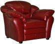 Кресло «Сенатор» (12), Материал: натуральная кожа, Группа ткани: 150 группа