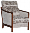 Кресло «Бриллиант 1» (12), Материал: ткань, Группа ткани: 19 группа (briliant_1_12_31011-31011