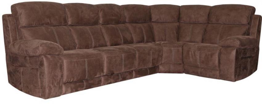 Угловой диван «Верона» вар 3mL.90.1R: ткань 525_ 22 группа