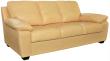 3-х местный диван «Питсбург» 3м  кожа нат. + искуст. 115 группа