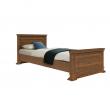 Кровать одинарная «Верди Люкс» с высоким изножьем, Цвет: Черешня, Спальное место: 2000x800 мм, Размер: 2187x974x851 мм (krovat_odinarnaya_verdi_8_p434_04m_chereshnya5c763a012c337.jpg)