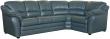 Угловой диван «Сенатор» вар. 3mL.90.1R: натуральная кожа 2063_120 группа