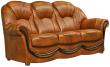 3-х местный диван «Дельта» 3м натуральная кожа 1060_120 группа