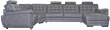 Угловой диван «Редфорд» вар: 1L.90.30m.8mR: ткань _499_22 группа