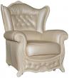 Кресло «Патриция» (12), Материал: натуральная кожа, Группа ткани: 140 группа