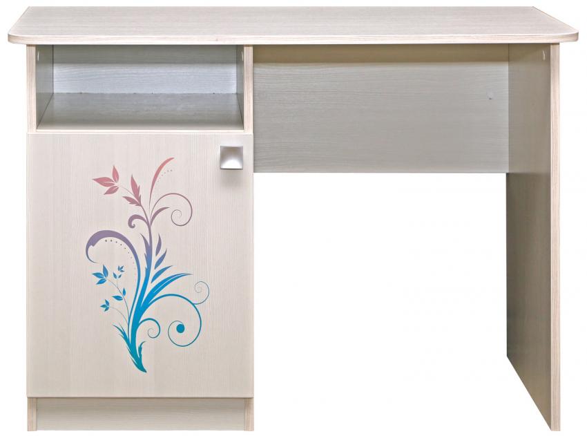 Стол «Соната» П439.70Д15, Цвет: Принт «Цветок»