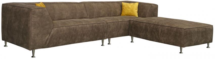 Угловой диван «Вики» вар.25L+25R+18: ткань 493