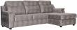 Угловой диван «Люксор»  вар. 3мL.8мR: ткань 493_kant882_ 22 группа