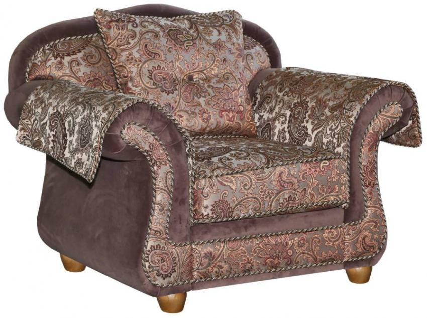 Кресло «Эстель» (12), Материал: ткань, Группа ткани: 24 группа